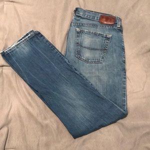 Bullhead denim jeans 32x32. Skinny fit